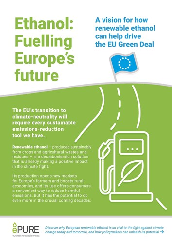 Fuelling Europe's future: A vision for how renewable ethanol can help drive the EU Green Deal