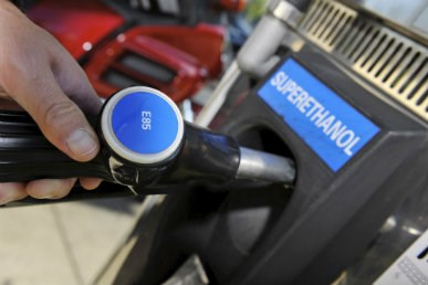 Ethanol sets new sales records in France