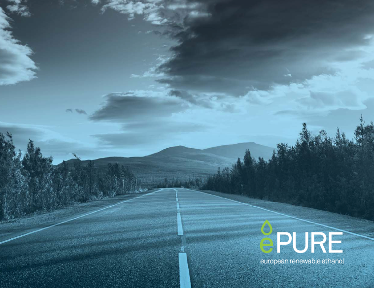 ePURE's Roadmap to 2030 – The role of ethanol in decarbonising Europe's road transport