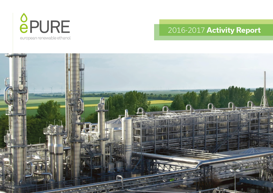 ePURE publishes its annual activity report 2016-17