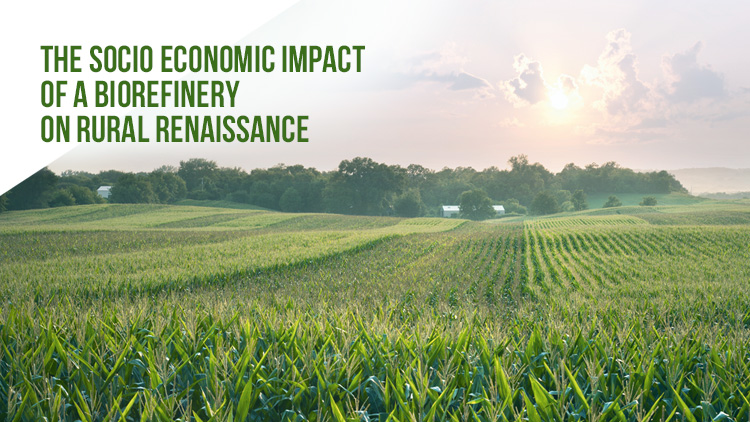 Biorefineries have vital role in fostering a rural renaissance in Europe – new study